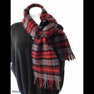 Coach Lambswool Scarf.